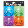 Dice Domes - Set of 4 - by Learning Resources - LER7656