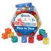 Dice in Dice - Set of 72 - by Learning Resources - LER7697
