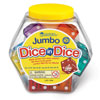 Jumbo Dice in Dice - Set of 12 - by Learning Resources - LER7699