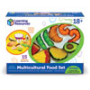 New Sprouts Multicultural Food Set - Set of 15 Pieces - by Learning Resources - LER7712