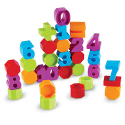 Number & Counting Building Blocks - by Learning Resources