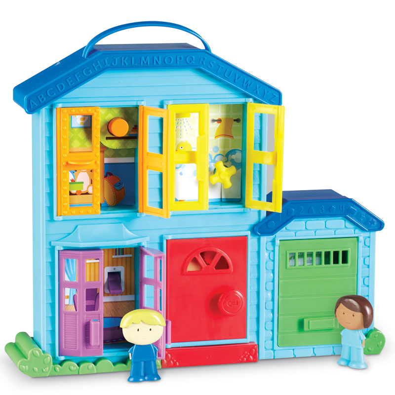 Smart Sounds Play House - by Learning Resources - LER7737