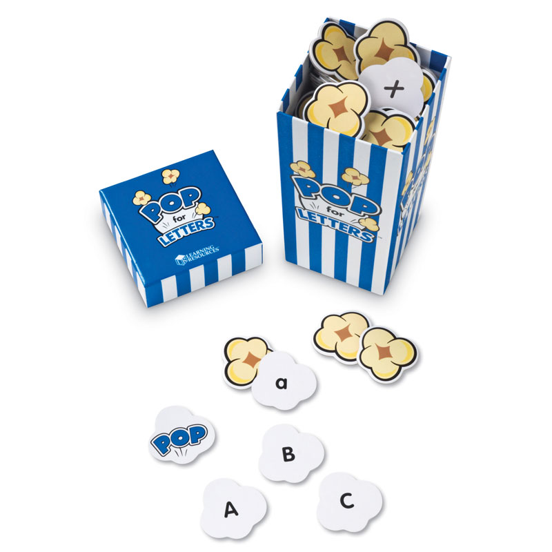 POP for Letters Game - by Learning Resources - LER8431