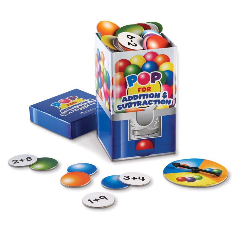 POP for Addition & Subtraction - by Learning Resources - LER8441