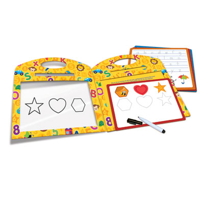 Trace & Learn Writing Activity Set - 12 Piece Set - by Learning Resources - LER8599