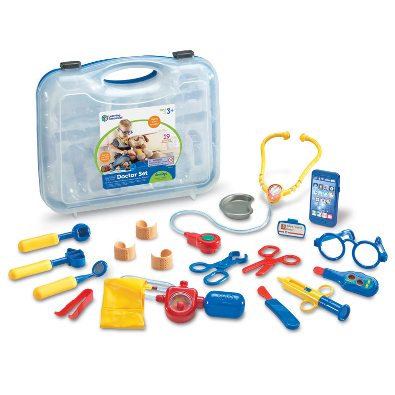Pretend & Play Doctor Set - by Learning Resources - LER9048