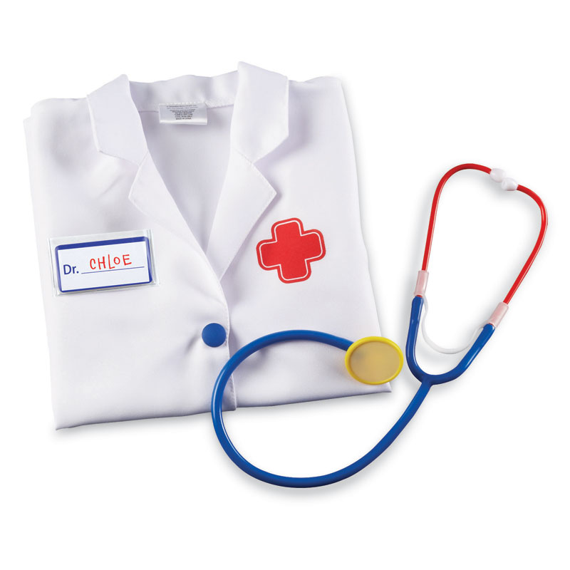 Pretend & Play Doctor Play Set - by Learning Resources - LER9057