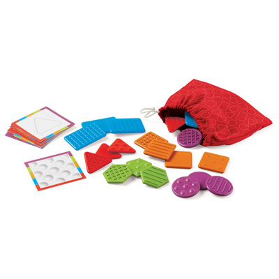Teaching Tac-Tiles - by Learning Resources - LER9075