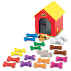 Ruff's House Teaching Tactile Set - by Learning Resources