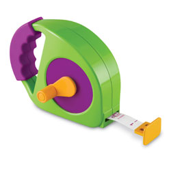 Simple Tape Measure - by Learning Resources
