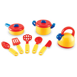 Pretend & Play Cooking Set - by Learning Resources