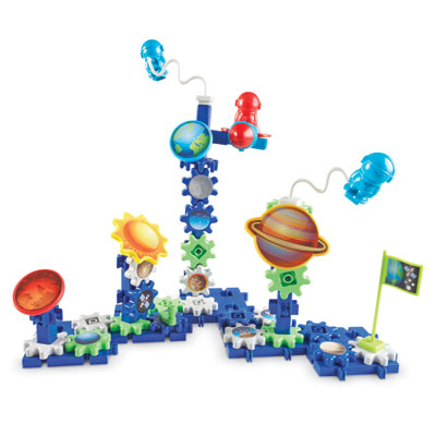 Gears! Gears! Gears! Space Explorers Building Set - by Learning Resources - LER9217