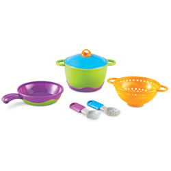 New Sprouts Cook It! - My Very Own Chef Set - by Learning Resources