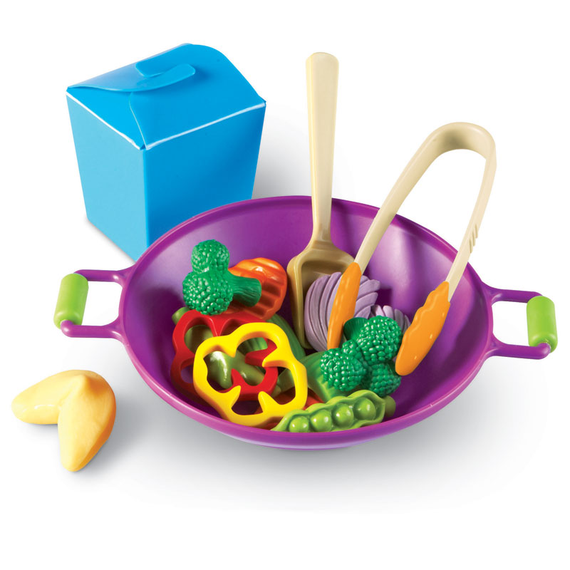 New Sprouts Stir Fry Set - by Learning Resources - LER9264