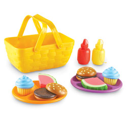 New Sprouts Picnic Set! - by Learning Resources