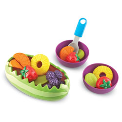 New Sprouts Fresh Fruit Salad Set - by Learning Resources