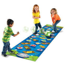 Crocodile Hop Early Skills Activity Set - by Learning Resources