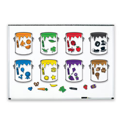 Splash of Colour Magnetic Sorting Set - by Learning Resources