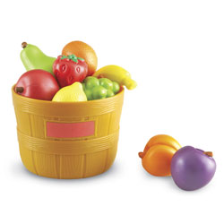 New Sprouts Bushel of Fruit - by Learning Resources