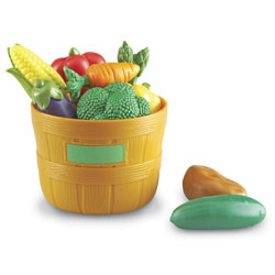 New Sprouts Bushel of Veggies - by Learning Resources