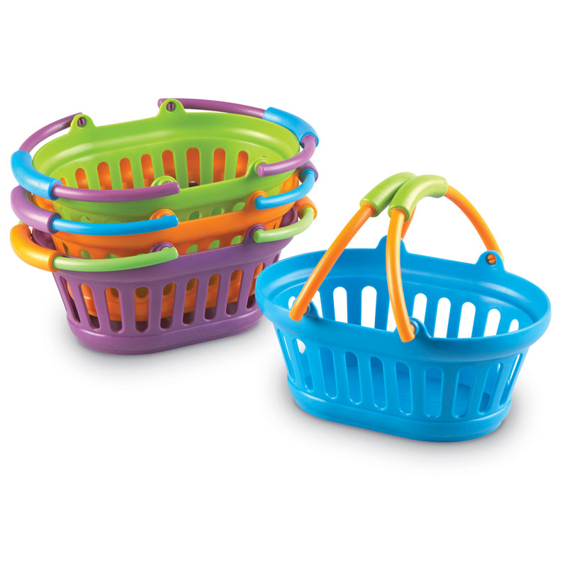 New Sprouts Stack of Baskets - by Learning Resources - LER9724-4