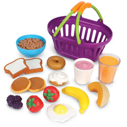 New Sprouts Breakfast Basket - by Learning Resources