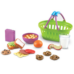 New Sprouts Lunch Basket - by Learning Resources