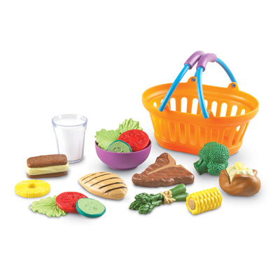 New Sprouts Dinner Basket - by Learning Resources - LER9732