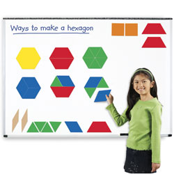 Giant Magnetic Pattern Blocks - by Learning Resources