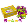 Tactile Numbers & Operations Classroom Set - Set of 142 Pieces - by Learning Resources - LSP0193-UK