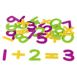 Tactile Numbers & Operations Classroom Set - by Learning Resources