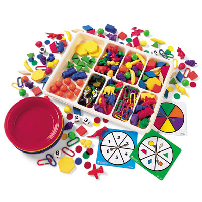 The Original Super Sorting Set - by Learning Resources - LSP0217-UK