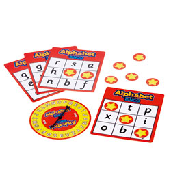 Alphabet Bingo - by Learning Resources
