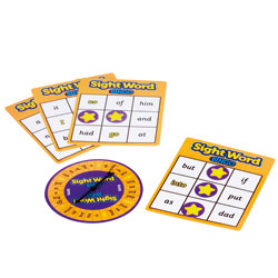 Sight Word Bingo - by Learning Resources