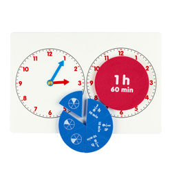About Time: Telling the Time & Understanding Elapsed Time - by Learning Resources