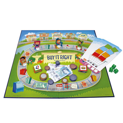 Buy it Right Shopping Game - by Learning Resources - LSP2652-UK