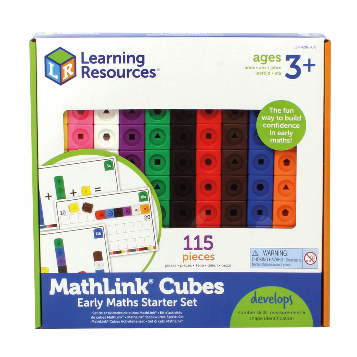 Educational Learning Resources Litre Set Toys & Hobbies Free Delivery