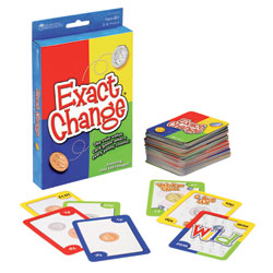 Exact Change Coin Value Game - by Learning Resources