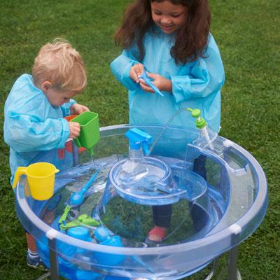 Circular Water Tray and Stand - CD72258