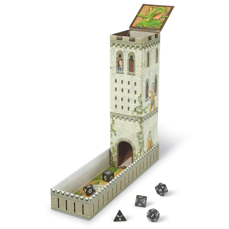 Secret Dice Tower - by Learning Resources - LSP6371-UK