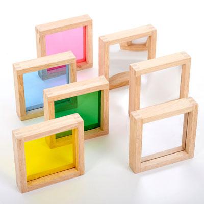 Sensory Squares Set - Set of 7 - CD73287