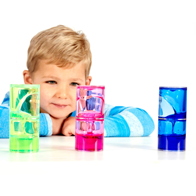 Sensory Ooze Tube Set - Set of 3 - CD92106