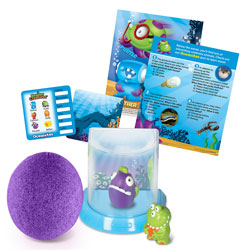 Beaker Creatures 2-Pack with Bio-Home - by Learning Resources