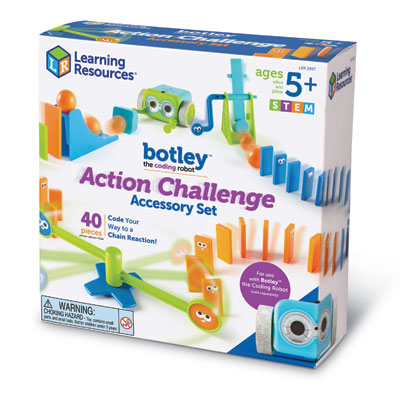 Botley the Coding Robot Action Challenge Accessory Set - LER2937