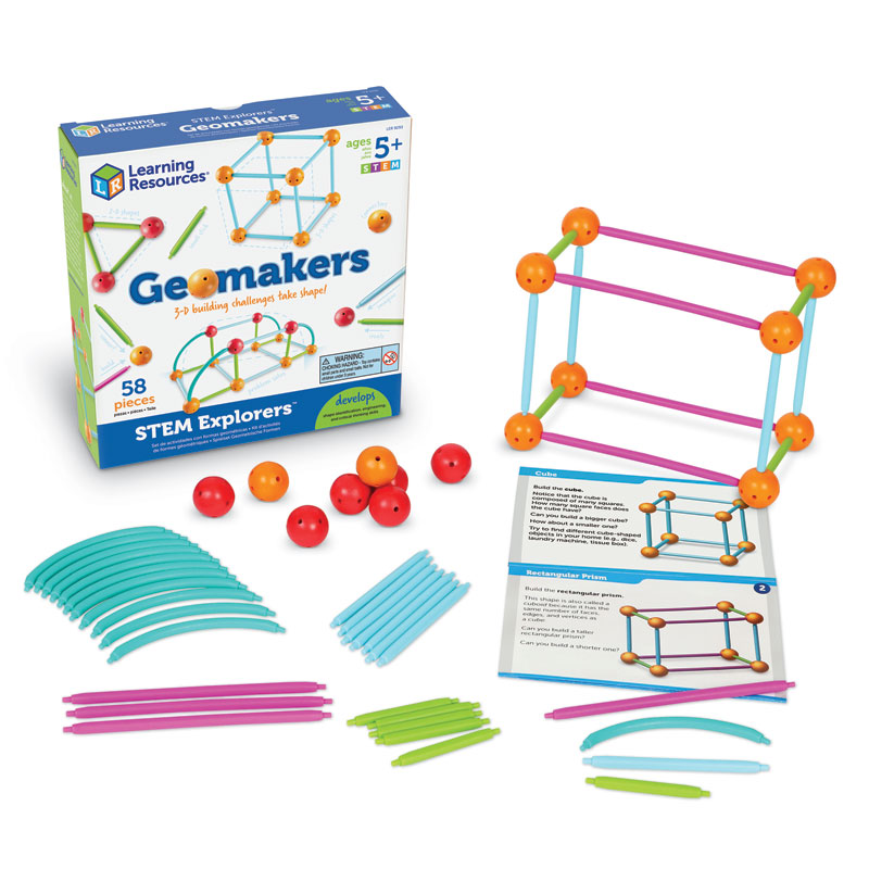 STEM Explorers: Geomakers - LER9293