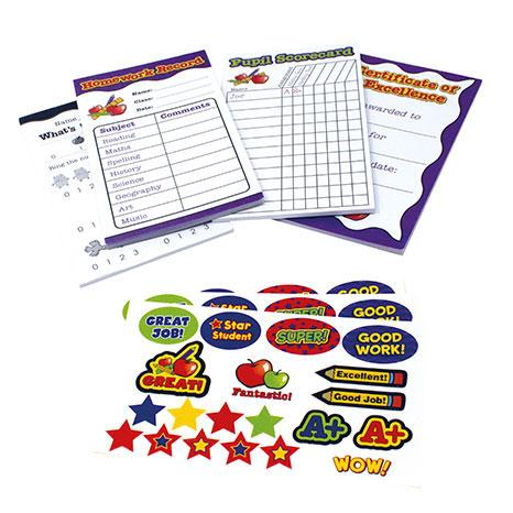 Pretend & Play School Set Teacher Supplies - LSP2642-RFL