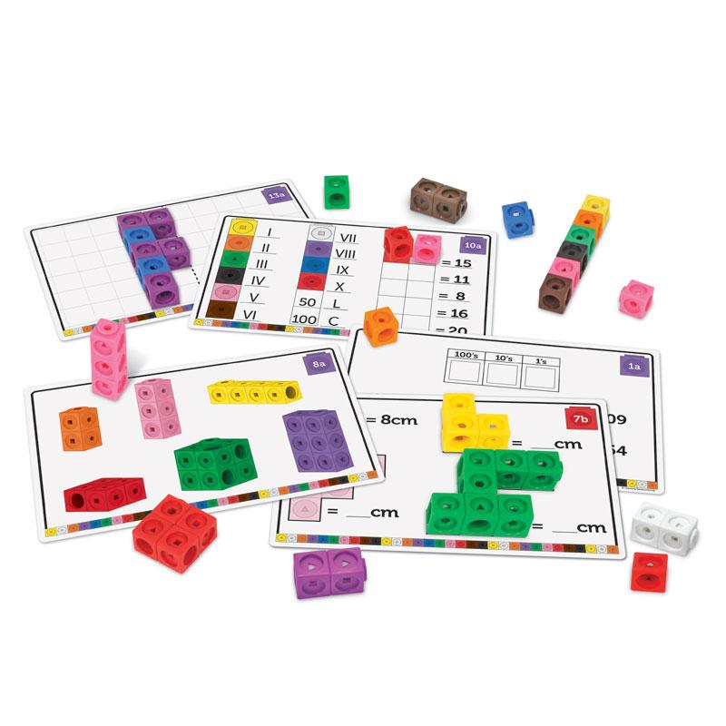 MathLink Cubes Maths Fluency Set - LSP4299-UK