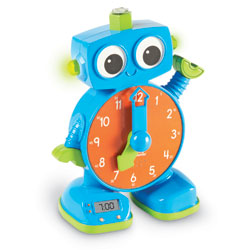 Tock the Learning Clock - by Learning Resources