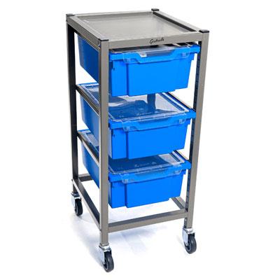 EasySense Vu+ Primary Data Logger Class Cart Bundle - USB & Bluetooth - 23051PK