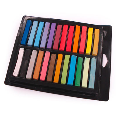 Soft Pastels - Set of 24 - MB-Z1018